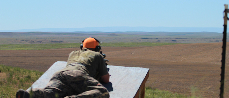 Blue Ridge Ranch has space for shooting matches, corporate events & training.